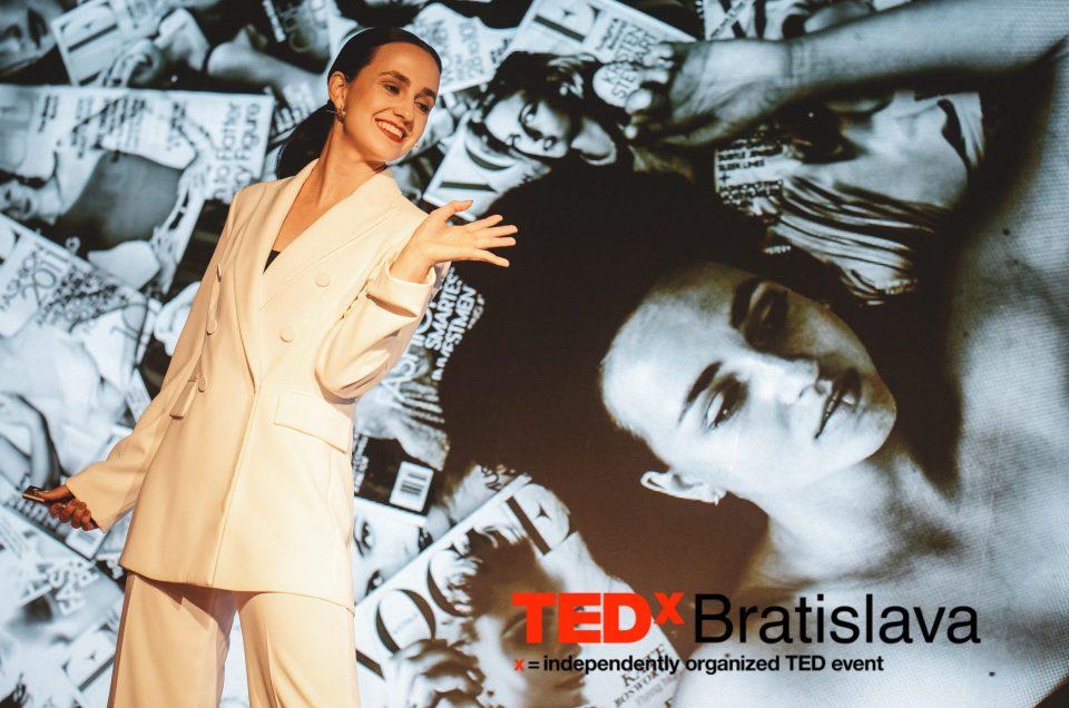 TEDx: Ako mi Vogue zmenil život?