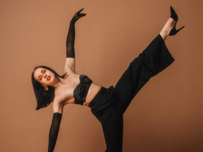 monika tanecnica vogue